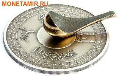 Набор из двух монет Сомали 2х8000 шиллингов 2005. Путь в Каабу в Мекке. Компас.Арт.000287013628 (фото, вид 5)