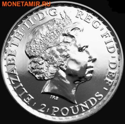 Великобритания 2 фунта 2013. Британия.Арт.000101743210 (фото, вид 1)