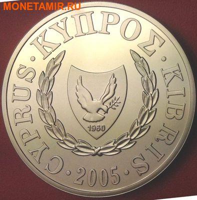 Кипр 1 фунт 2002. «Тюлень монах».Арт.000074647714 (фото, вид 1)