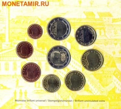 Люксембург 5,88 евро 2010 Годовой набор евро (Luxemburg 5,88 Euro 2010 Euro set).Арт.000105647710 (фото, вид 1)