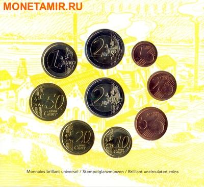 Люксембург 5,88 евро 2010 Годовой набор евро (Luxemburg 5,88 Euro 2010 Euro set).Арт.000105647710 (фото, вид 2)