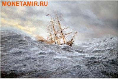 Британские Виргинские острова набор 2x10 долларов 2011. Корабль. Витус Беринг.Арт.000422145018 (фото, вид 6)