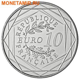 Франция 10 евро 2012. Геракл – серия «Геркулес».Арт.000108039108 (фото, вид 1)