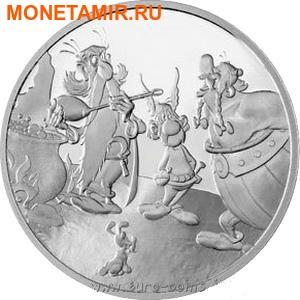 Франция 3х1,5 евро 2007. Набор из трех монет. Астерикс серия «Герои любимых комиксов».Арт.000854944306 (фото, вид 3)