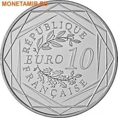 Франция 10 евро 2014.Галльский петух.Арт.000101348443/60 (фото, вид 1)