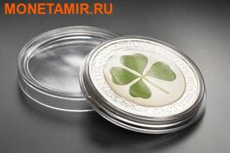 Палау 5 долларов 2015 Клевер – Унция удачи (Palau 5$ 2015 Ounce of Luck 4-leaf clover).Арт.000256848898/60 (фото, вид 1)
