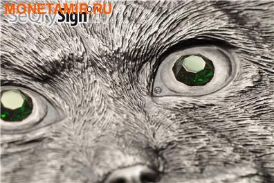 Монголия 500 тугриков 2014.Манул серия Охрана дикой природы.Арт.000443148572/60 (фото, вид 3)