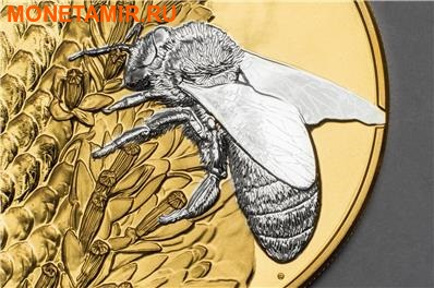 Острова Кука 5 долларов 2014.Пчела.Арт.000253248421/60 (фото, вид 2)