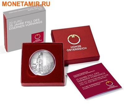 Австрия 20 евро 2014.25 лет падения «железного занавеса».Арт.000197848204 (фото, вид 2)