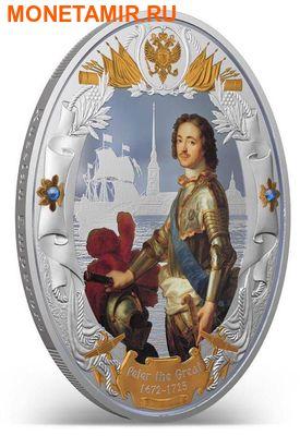 Ниуэ 5 долларов 2014.Петр Первый – Российские Императоры.Арт.001101049037/60 (фото, вид 1)