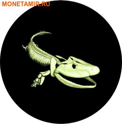 Канада 25 центов 2014.Динозавр – Тиктаалик серия Доисторические животные.Арт.000092348235 (фото, вид 2)