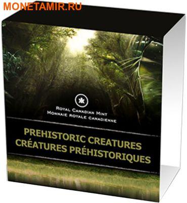 Канада 25 центов 2014.Динозавр – Тиктаалик серия Доисторические животные.Арт.000092348235 (фото, вид 4)