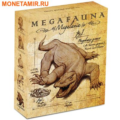 Австралия 1 доллар 2014.Ящерица - Мегалания серия «Мегафауна».Арт.000257948155 (фото, вид 3)