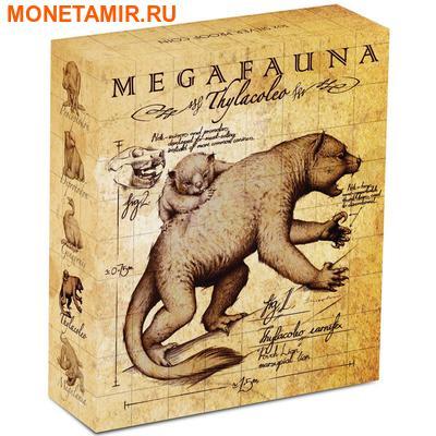 Австралия 1 доллар 2014.Тилаколев - Сумчатый лев серия «Мегафауна».Арт.000252148149 (фото, вид 3)