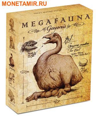 Австралия 1 доллар 2014.Гениорнис серия Мегафауна».Арт.000251148144 (фото, вид 3)