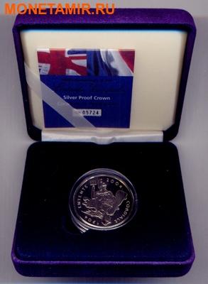 Великобритания 5 фунтов 2004 года.100 лет создания Антанты.Арт.000350049153 (фото, вид 2)