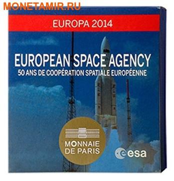 Франция 10 евро 2014.50 лет Европейского Космического Агентства (космос).Арт.000178848514 (фото, вид 2)