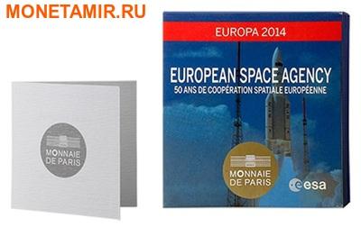 Франция 5 евро 2014.50 лет Европейского Космического Агентства (космос).Арт.000227348522 (фото, вид 2)