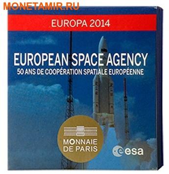 Франция 50 евро 2014.50 лет Европейского Космического Агентства (космос).Арт.002250048524 (фото, вид 2)