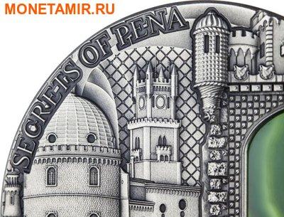 Ниуэ 2 доллара 2014. «Тайна дворца Пена» серия «Искусство кристаллов».Арт.001565549776 (фото, вид 3)