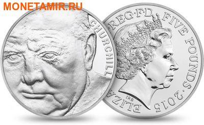 Великобритания Полный Годовой Набор 2015 (The 2015 UK Brilliant Uncirculated Annual Coin Set).Арт.60 (фото, вид 3)