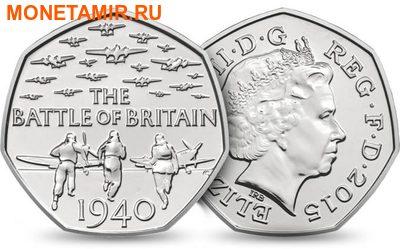Великобритания Полный Годовой Набор 2015 (The 2015 UK Brilliant Uncirculated Annual Coin Set).Арт.60 (фото, вид 5)