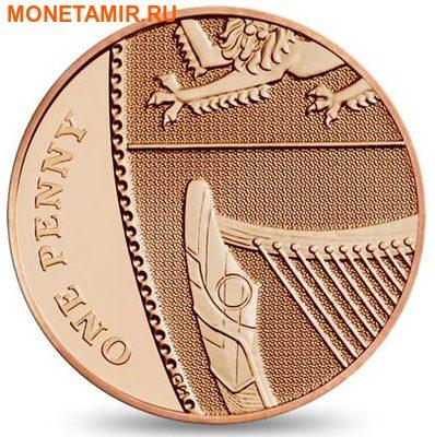 Великобритания Полный Годовой Набор 2015 (The 2015 UK Brilliant Uncirculated Annual Coin Set).Арт.60 (фото, вид 13)