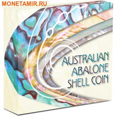 Австралия 1 доллар 2014.Раковина – Морское ушко(Abalone).Арт.000488349265 (фото, вид 3)