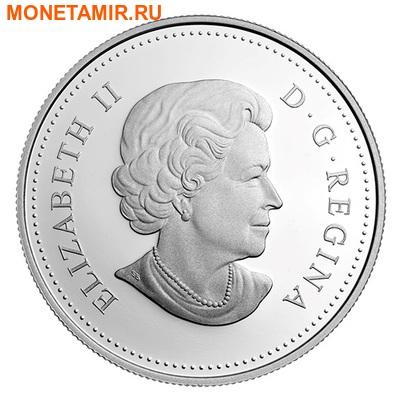 Канада 3х15 долларов 2015.Франклин Кармайкл – картины. (фото, вид 4)