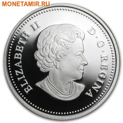 Канада 20 долларов 2015.Волк (эмаль). (фото, вид 1)