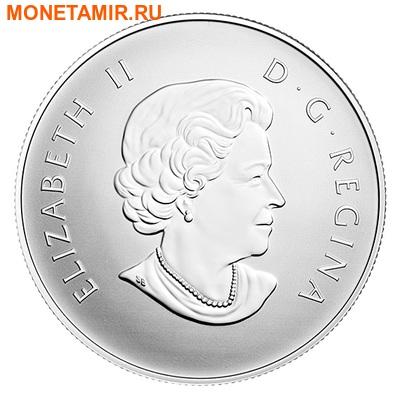 Канада 10 долларов 2015.Добро пожаловать в мир.Монета на рождение.Арт.60 (фото, вид 1)