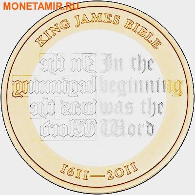 Великобритания 15,38 фунтов 2011.Эксклюзивный годовой набор 14 монет.(2011 UK Executive Proof Set in Presentation Box). (фото, вид 4)