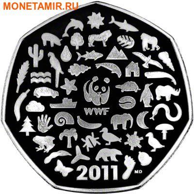 Великобритания 15,38 фунтов 2011.Эксклюзивный годовой набор 14 монет.(2011 UK Executive Proof Set in Presentation Box). (фото, вид 6)
