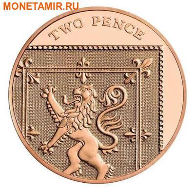 Великобритания 15,38 фунтов 2011.Эксклюзивный годовой набор 14 монет.(2011 UK Executive Proof Set in Presentation Box). (фото, вид 11)