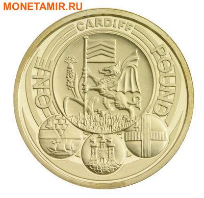 Великобритания 15,38 фунтов 2011.Эксклюзивный годовой набор 14 монет.(2011 UK Executive Proof Set in Presentation Box). (фото, вид 13)