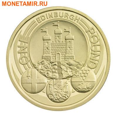 Великобритания 15,38 фунтов 2011.Эксклюзивный годовой набор 14 монет.(2011 UK Executive Proof Set in Presentation Box). (фото, вид 14)