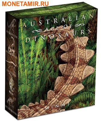Австралия 1 доллар 2015.Динозавр – Минми серия Австралийская эпоха динозавров.Арт.000100050793/60 (фото, вид 3)