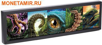 Австралия 1 доллар 2015.Динозавр – Минми серия Австралийская эпоха динозавров.Арт.000100050793/60 (фото, вид 4)