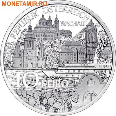 Австрия 10 евро 2013.Нижняя Австрия – Федеральные земли Австрии.Арт.000155543888 (фото, вид 1)