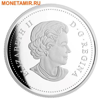 Канада 20 долларов 2015.Белый Медведь.Нефрит.Арт.000502450843/60 (фото, вид 1)