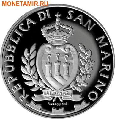 Сан-Марино 10 евро 2015.150 лет со дня смерти Авраама Линкольна.Арт.000100050849/60 (фото, вид 1)