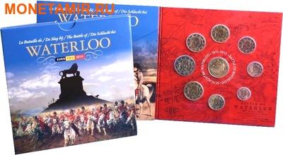 Бельгия 6,38 евро 2015.Годовой набор – 200 лет битвы при Ватерлоо.Арт.000100050821/60 (фото, вид 2)