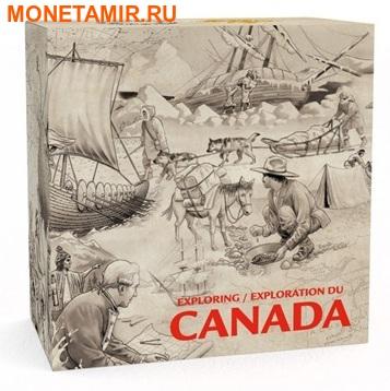 Канада 15 долларов 2015.Динозавр – Горгозавр серия Изучая Канаду. (фото, вид 3)