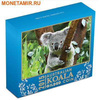 Австралия 1 доллар 2015.Австралийский коала.Арт.000318250263/60 (фото, вид 3)