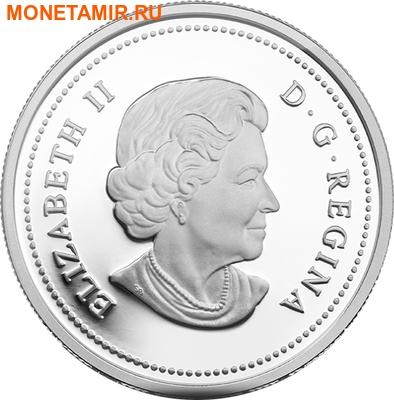Канада 1 доллар 2014.100 лет начала первой мировой войны.Арт.000179646276 (фото, вид 1)