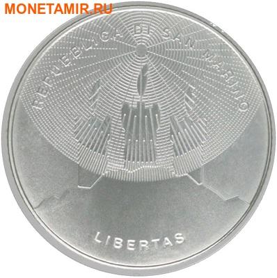 Сан-Марино 13,88 евро 2015.Годовой набор евро.Всемирный год света.(Буклет. 9 монет).Арт.000100050850/60 (фото, вид 5)