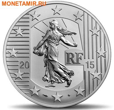 Франция 10 евро 2015.Франк Шеваль – Сеятель.Арт.000100050437/60 (фото, вид 1)