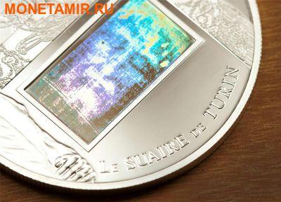 Камерун 1000 франков 2010.Туринская Плащаница (голограмма).Арт.000157032975/60 (фото, вид 3)