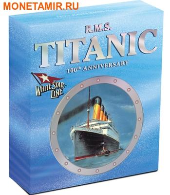 Тувалу 1 доллар 2012.Корабль -Титаник.Арт.000240646112/60 (фото, вид 3)