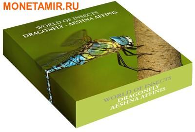 Палау 2 доллара 2010.Стрекоза - Мир насекомых.Арт.000151544302/60 (фото, вид 2)